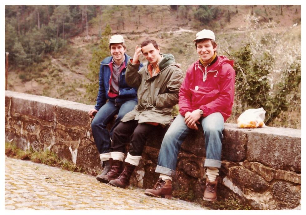 Tesourinho Escondido no Tempo! em Gerês 1980.03.30