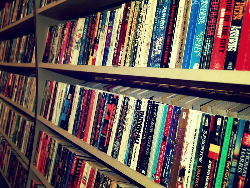 Objectivos de Leitura: pelo menos 1500 livros!
